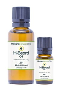 H-Beard Oil Review